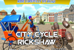 City Cycle Rickshaw Simulator