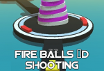 Fire Balls 3D shooting